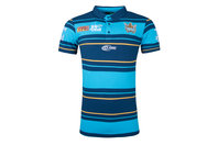 Classic Sportswear Gold Coast Titans 2018 NRL Players Media Rugby Polo Shirt