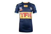 Classic Sportswear Gold Coast Titans 2018 NRL Kids Rugby Training T-Shirt