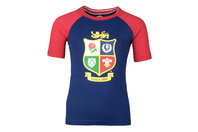 Brandco British & Irish Lions 2017 Kids Rugby T-Shirt