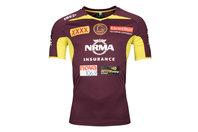 ISC Brisbane Broncos NRL 2018 Players Rugby Training T-Shirt