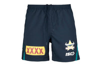 ISC North Queensland Cowboys NRL 2018 Rugby Training Shorts