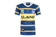 ISC Parramatta Eels 2018 NRL Kids Home S/S Rugby Shirt