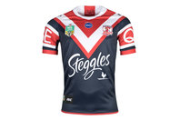 ISC Sydney Roosters NRL 2018 Home S/S Rugby Shirt
