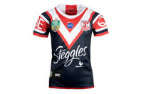 ISC Sydney Roosters NRL 2018 Kids Home S/S Rugby Shirt