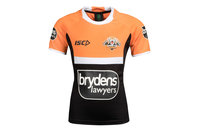 ISC Wests Tigers NRL 2018 Kids Rugby Training T-Shirt