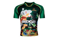 World Beach Rugby Las Vegas Chancers S/S Rugby Shirt