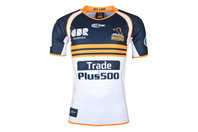 Classic Sportswear Brumbies 2018 Home Super Rugby S/S Rugby Shirt