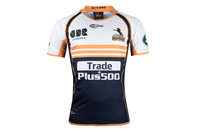 Classic Sportswear Brumbies 2018 Super Rugby Alternate S/S Rugby Shirt