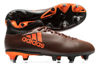 adidas X 17.3 SG Kids Football Boots