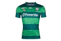 X Blades London Irish St Patricks Day 2018 S/S Replica Rugby Shirt
