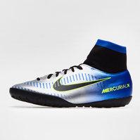 Nike MercurialX Victory VI Neymar D-Fit Kids TF Football Trainers