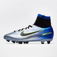 Nike Mercurial Victory VI D-Fit Neymar Kids AG Pro Football Boots