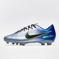 Nike Mercurial Vapor XI Neymar Kids FG Football Boots
