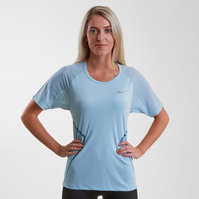 Nike Ladies Dry Miler Running T-Shirt