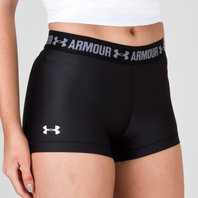 Under Armour HeatGear Womens Armour Shorty