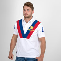 Great Britain Rugby League Heritage S/S Polo Shirt