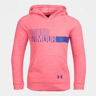 Under Armour Favorite Fleece Girls Hooded Sweat