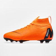 Nike Mercurial Superfly VI Elite Kids FG Football Boots