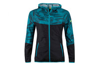 Mizuno Ladies Printed Hooded Training Jacket