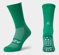 Atak Sports Shox Non Slip Mid Leg Grip Socks