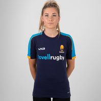 Worcester Warriors 2018/19 Ladies Pro Rugby T-Shirt