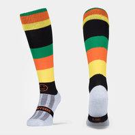 Wackysox Caribbean Rugby Socks