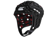 Airflow Rugby Head Guard Black Kids