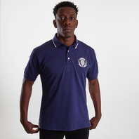 Scotland 2019/20 Vintage Rugby Polo Shirt