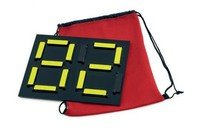 Precision Training Officials Substitutes Number Board