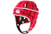 Ventilator Rugby Head Guard Red