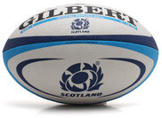 Scotland Official Replica Rugby Ball White/Purple/Navy