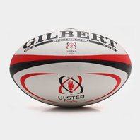 Ulster Official Replica Rugby Ball White/Red