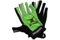 Gilbert Synergie Rugby Grip Mitts Green/Black