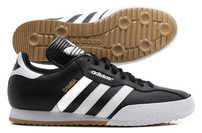 Samba Super Football Trainers Classic Black/White