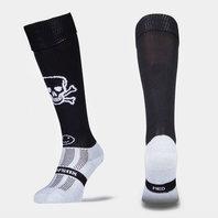 Wackysox Jolly Roger Rugby Socks