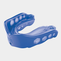 Shock Doctor Gel Max Rugby Mouthguard Blue