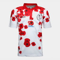 British Army Poppy Appeal S/S Rugby Shirt