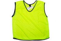 Mesh Training Bib s - Yellow